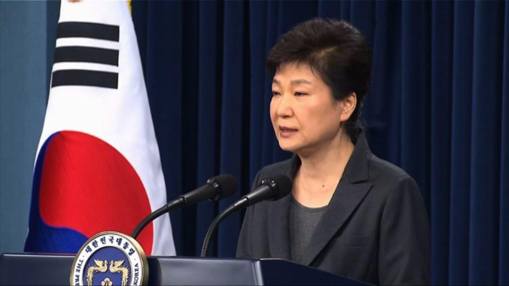 南韓檢方今或申請延長拘押朴槿惠