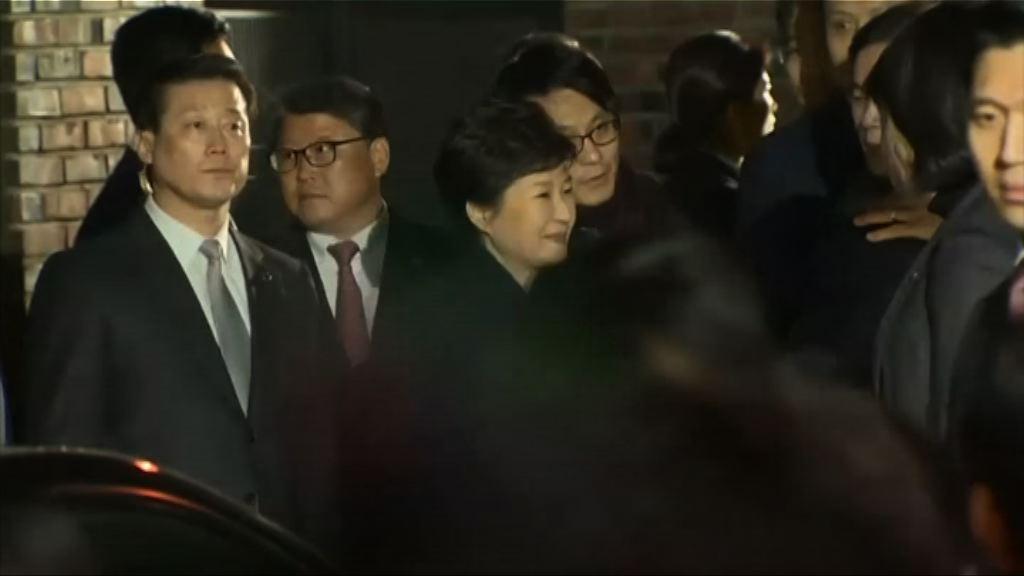 南韓檢方或於本周傳召朴槿惠問話