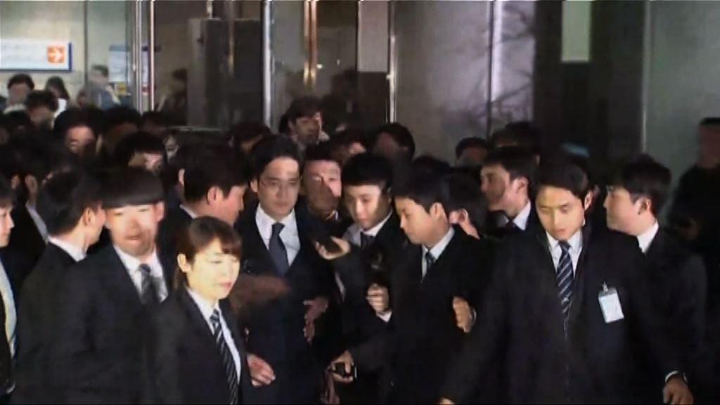 首爾法院批准逮捕三星副會長李在鎔