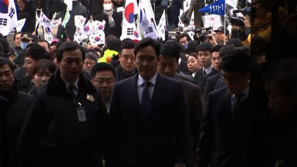 南韓法院再審理拘捕李在鎔申請