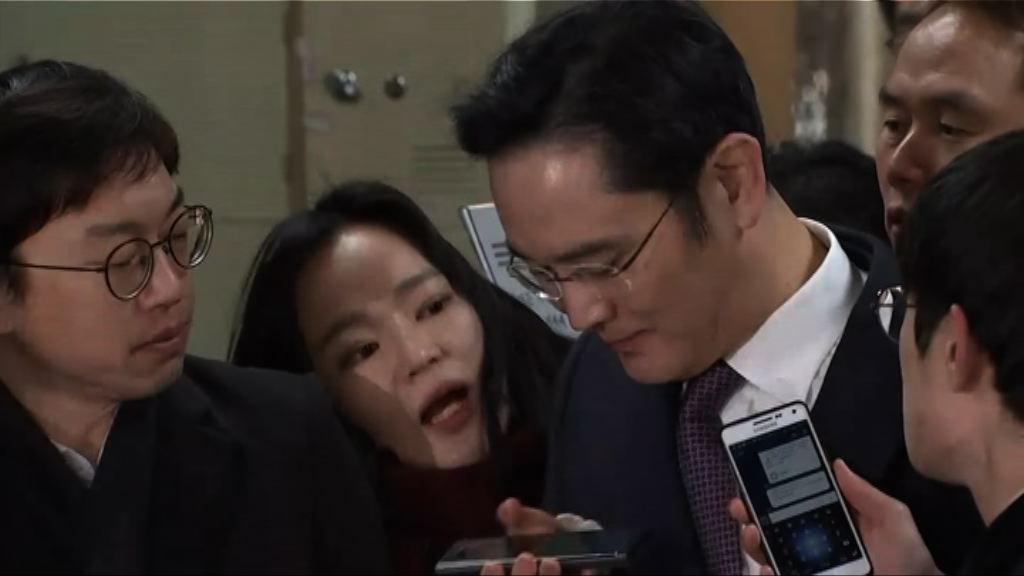 南韓法院就是否逮捕李在鎔展開聆訊