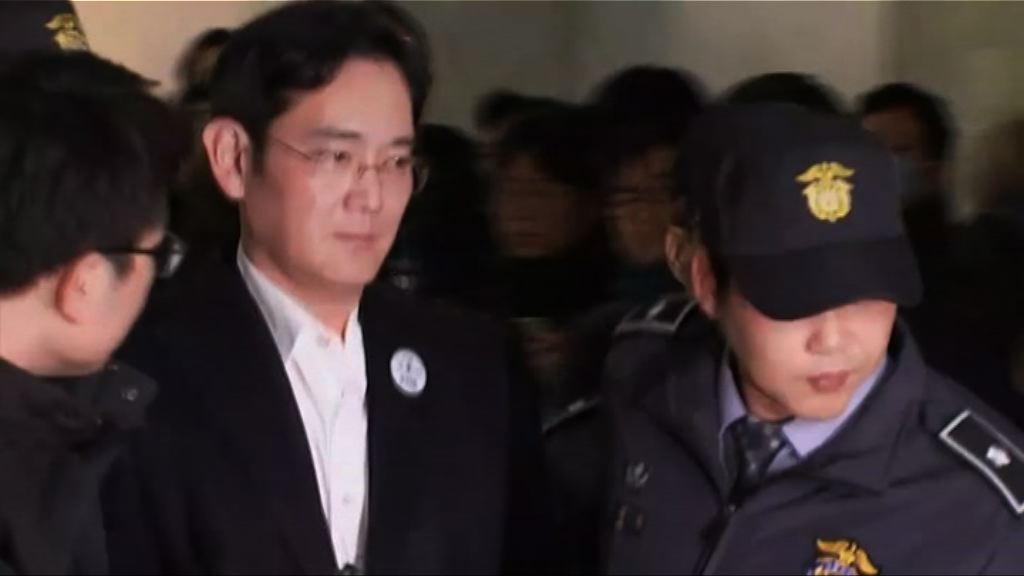 李在鎔首次接受獨立檢察組問話