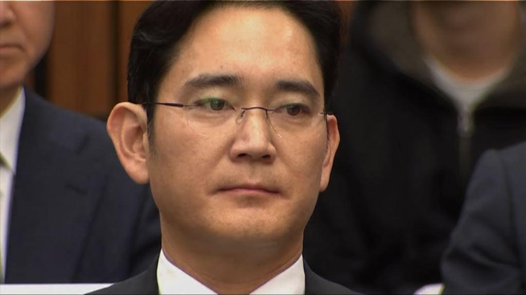 三星副會長李在鎔面臨行賄等五項控罪