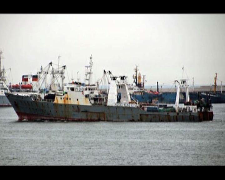 南韓漁船沉沒逾50人失蹤