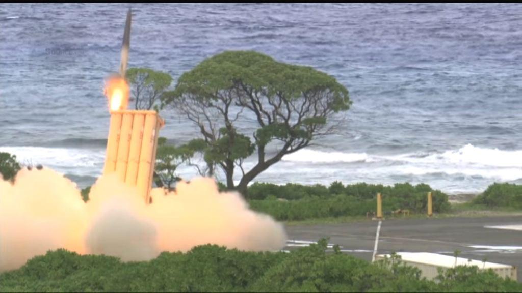 美韓開始部署薩德導彈防禦系統