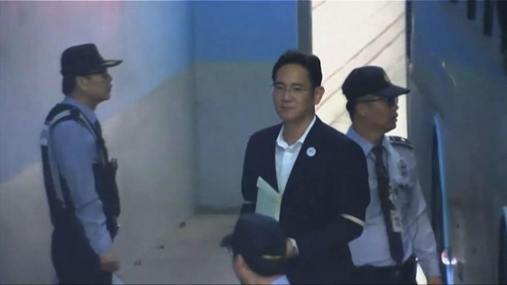南韓三星電子李在鎔上訴案開審