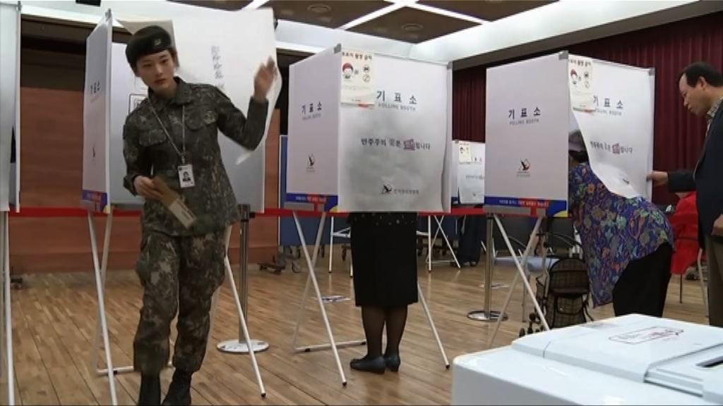 南韓大選投票率或創新高