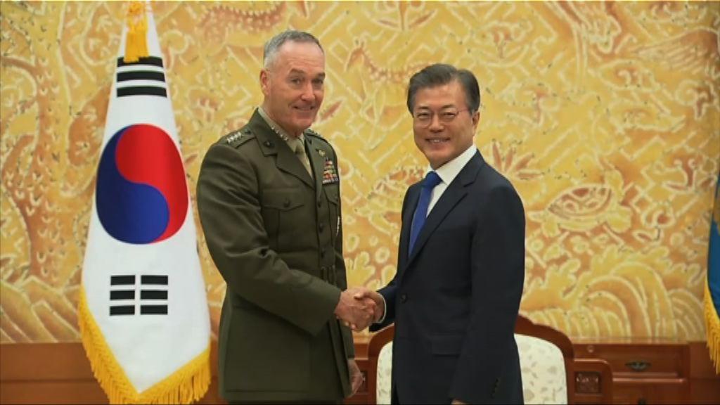 美國表明用所有戰略力量保護南韓
