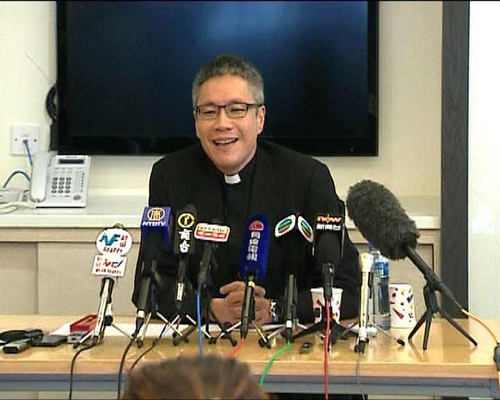 聖公會反對以威脅形式爭取普選