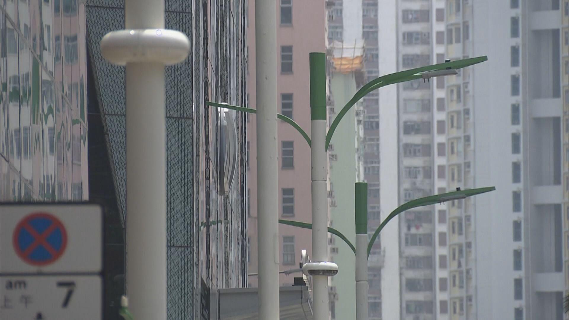 觀塘遊行被鋸斷燈柱已重新安裝