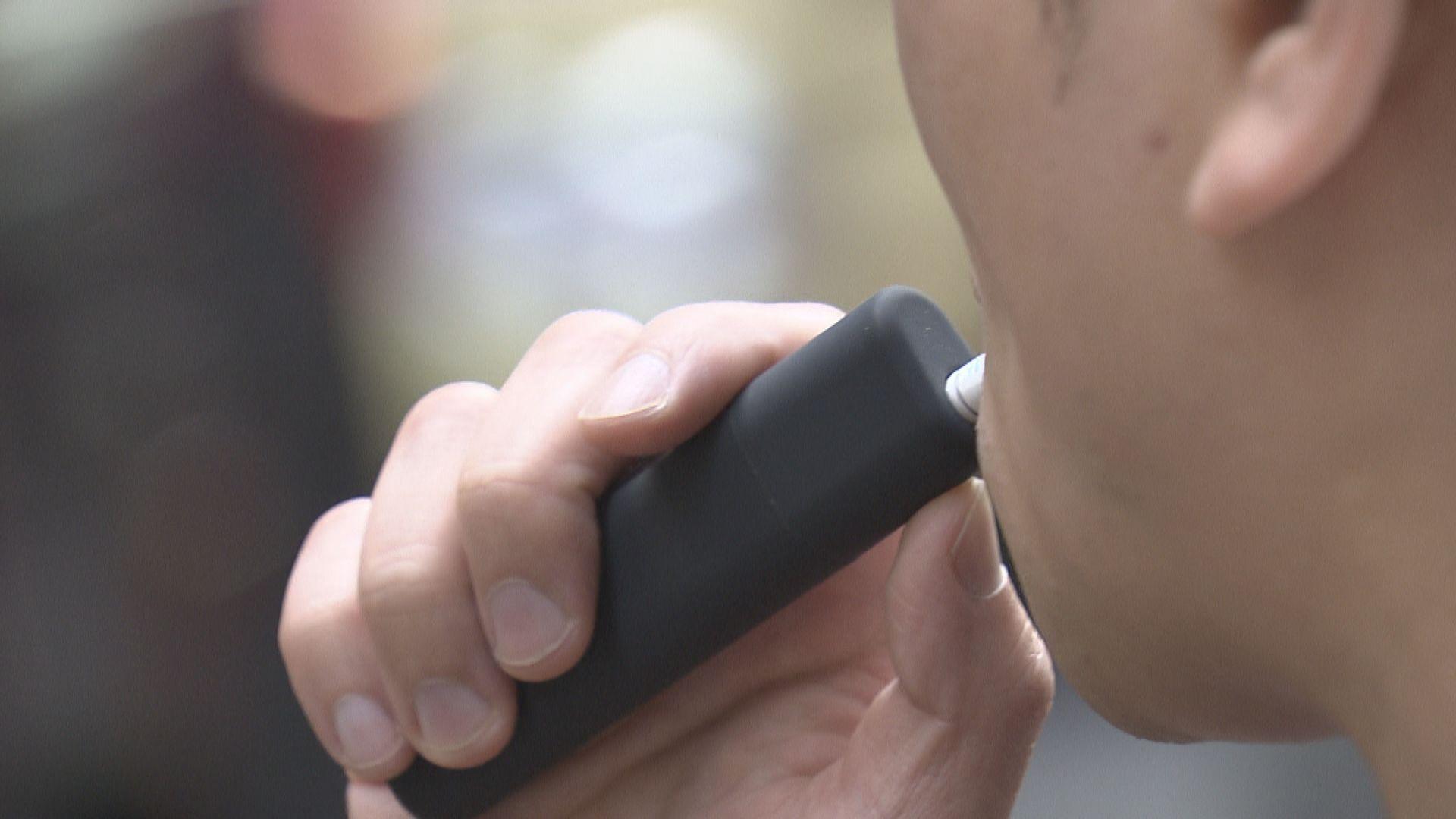 調查:九成煙民不支持全禁電子煙和加熱煙