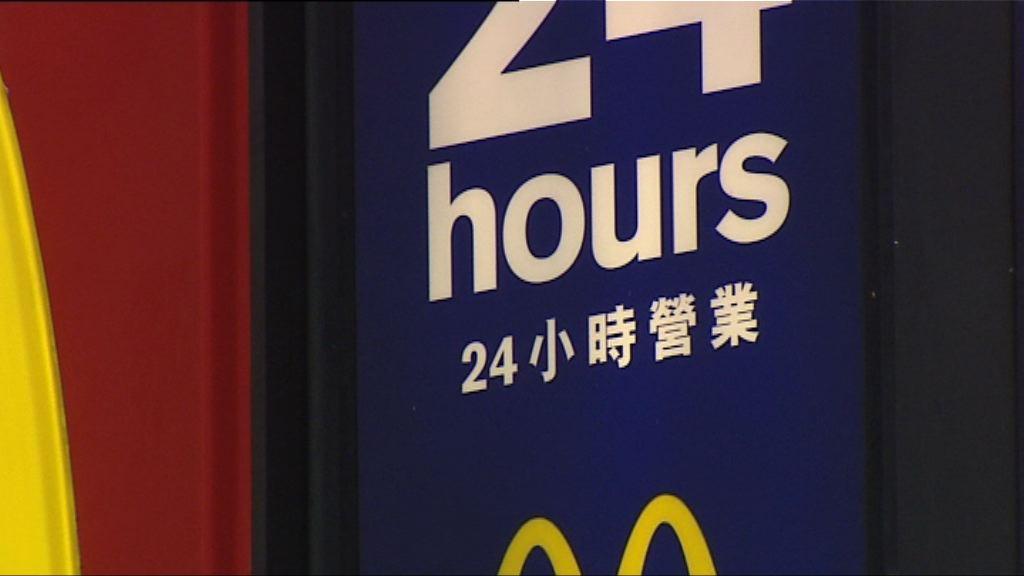 調查指留宿快餐店無家者五年增近六倍