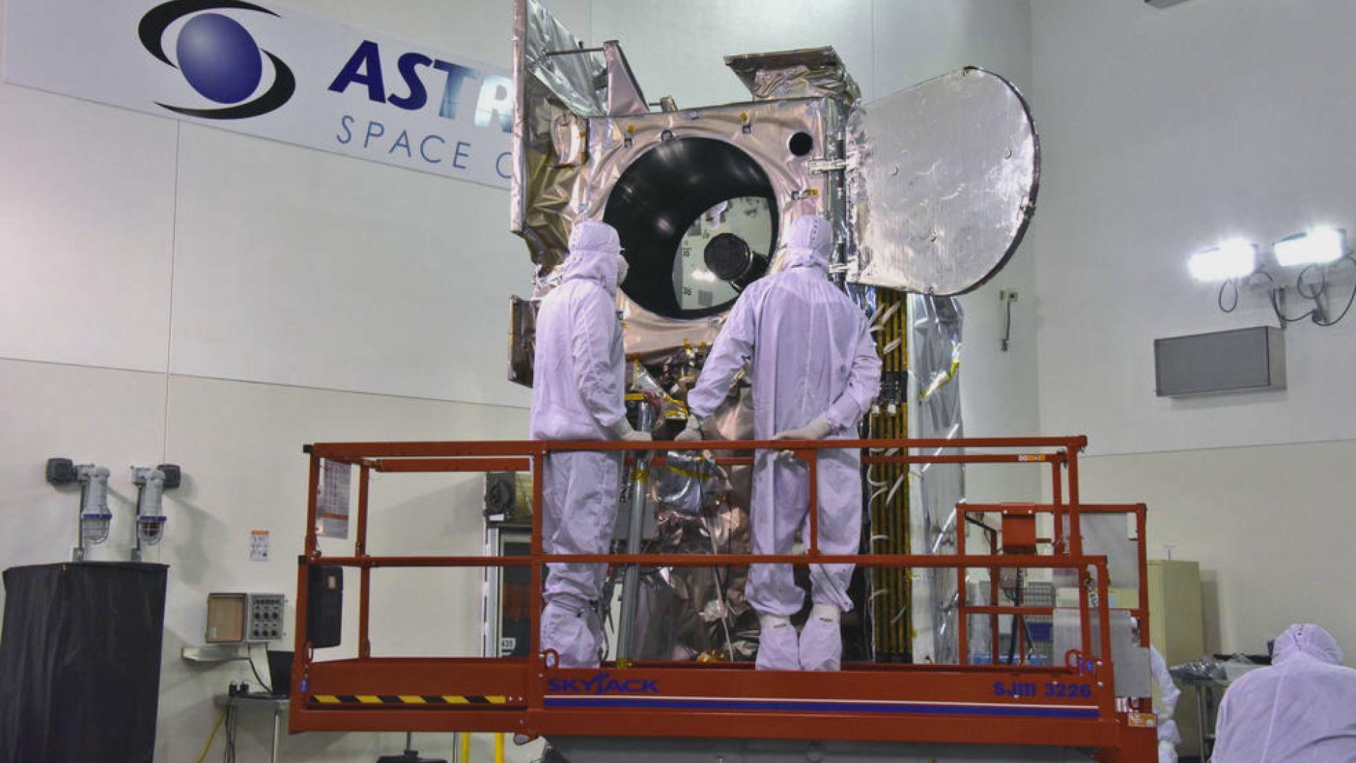 太空總署成功發射新研發衛星監測冰川