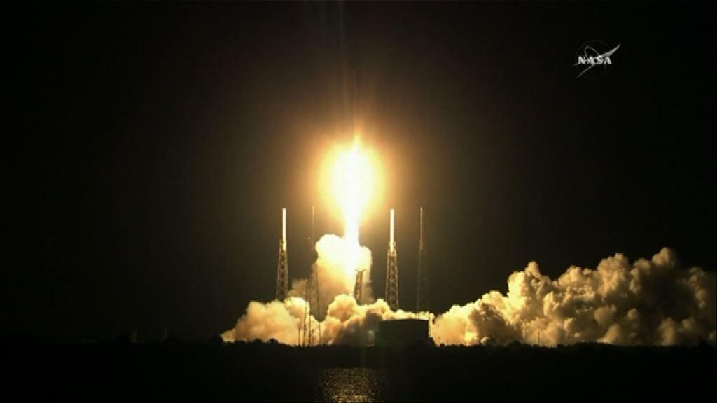 SpaceX發射首個AI太空機械人