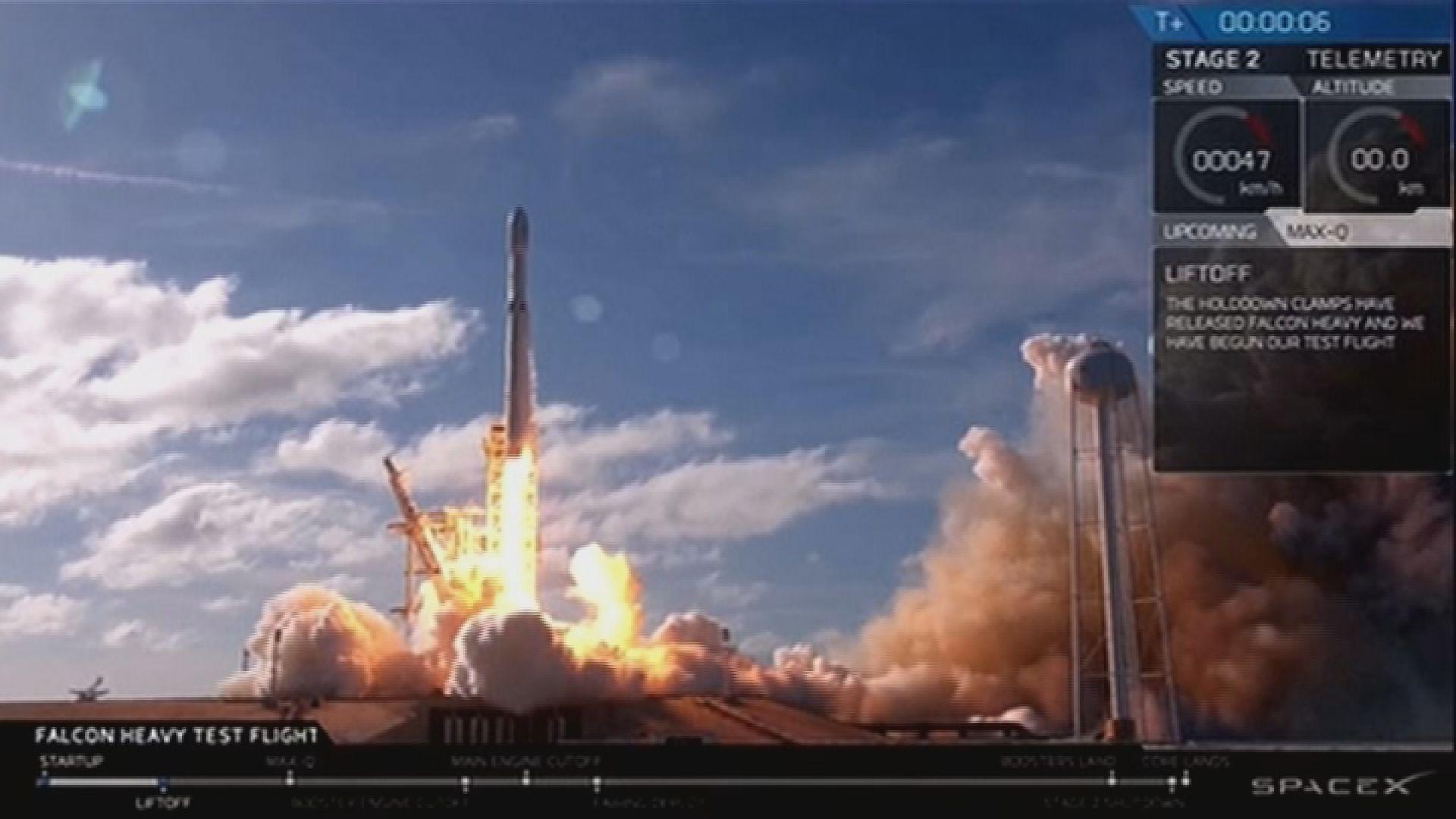 專家指SpaceX首次載太多人飛行太冒險