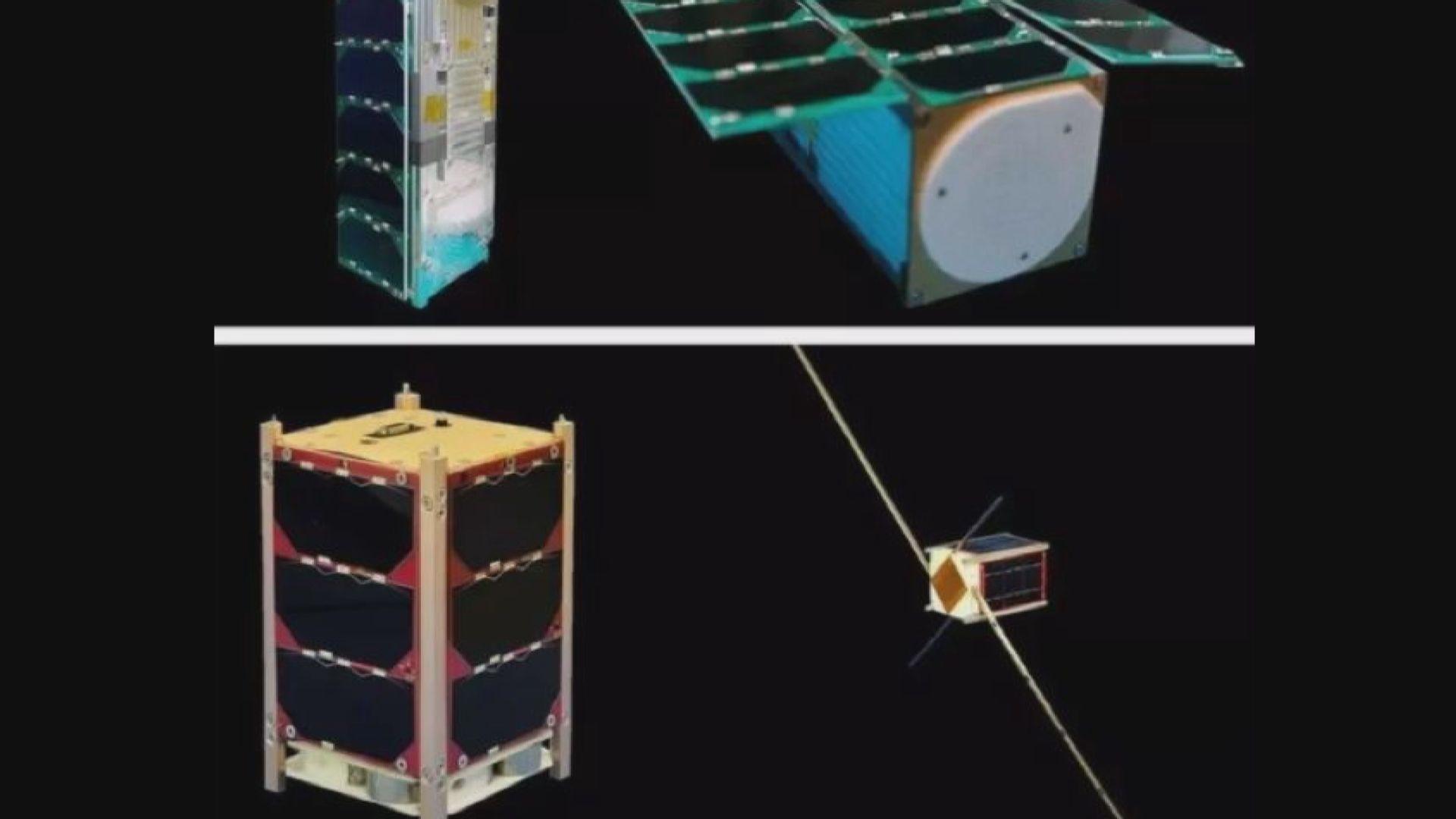 兩顆台灣衛星升空 惟過通訊時間仍未能聯絡
