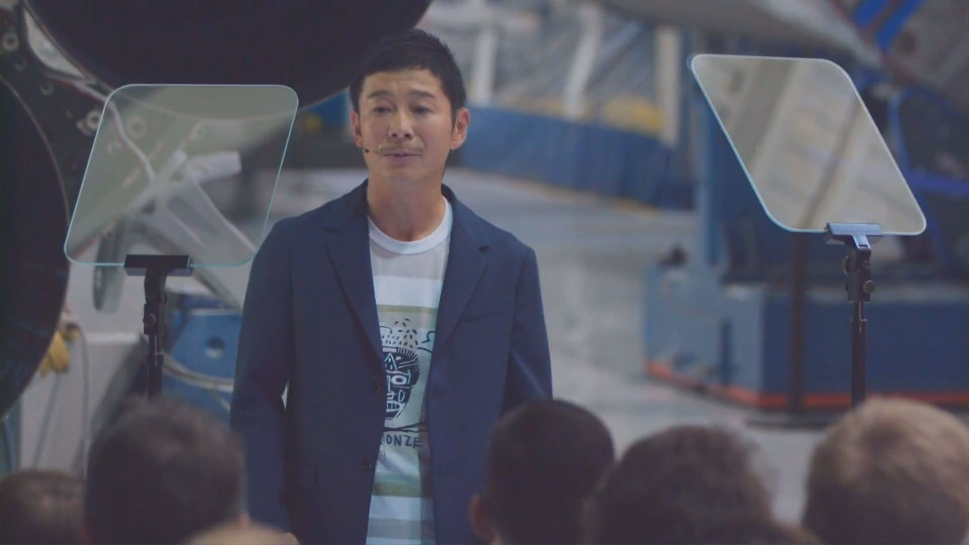 SpaceX首位月球旅客為日本富商