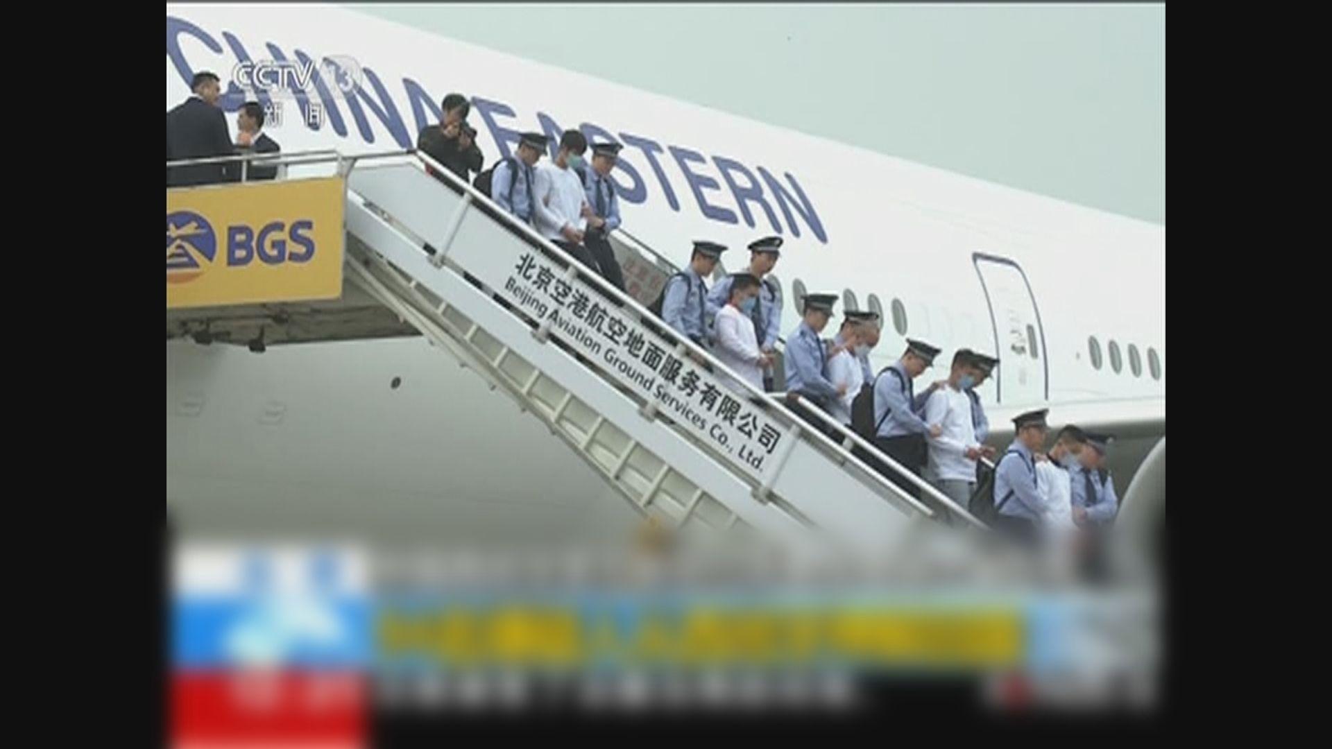 西班牙遣送台灣疑犯到大陸 首次從歐洲大規模引渡