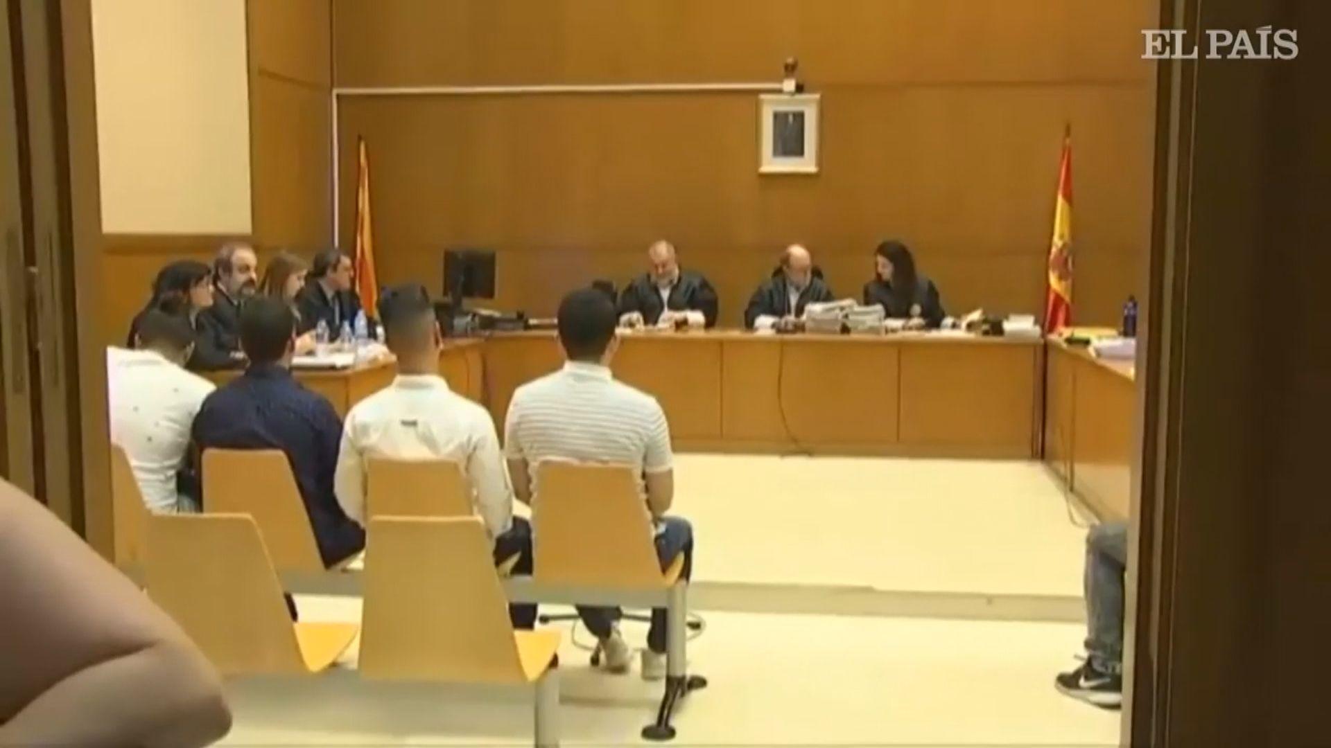西班牙性侵案五被告強姦罪不成立惹爭議