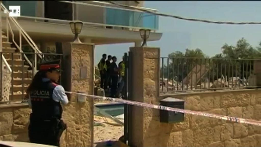 巴塞羅那恐襲 施襲組織首領疑於爆炸中身亡