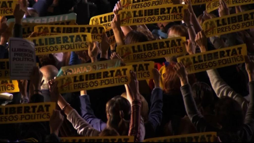 加泰多個組織下周三發動大罷工