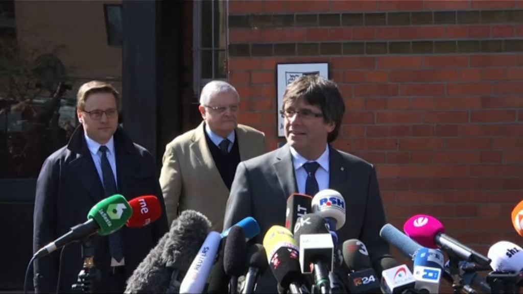 西班牙法院撤銷引渡加泰前主席