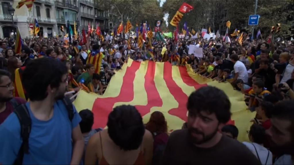 西班牙收回加泰自治權或增不明朗因素