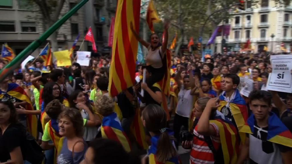加泰羅尼亞堅持周日舉行獨立公投