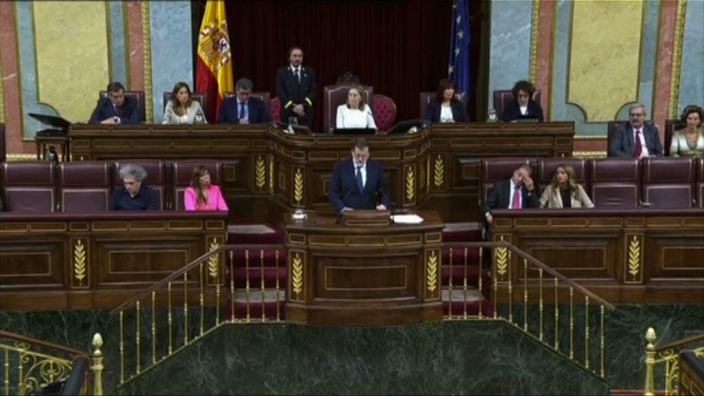西班牙參議院將表決是否接管加泰自治區