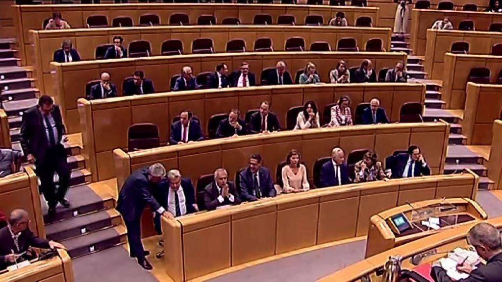 西班牙參議院料周五表決接管加泰議案