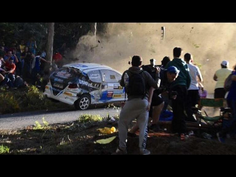 西班牙越野賽車意外至少六死