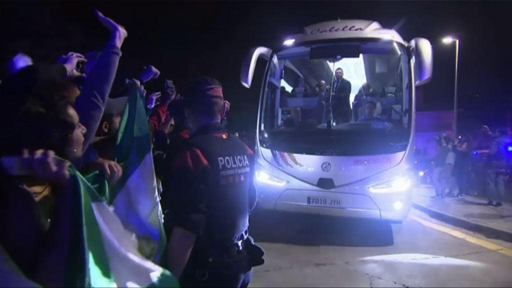 皇家馬德里抵加泰 施丹:會如常作賽