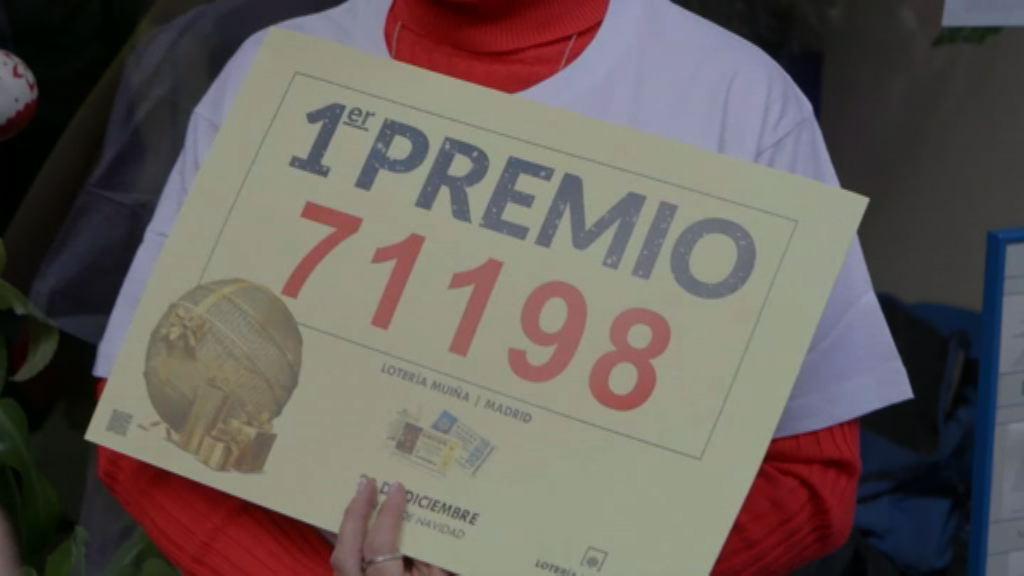 西班牙人瓜分22億歐元肥仔獎金