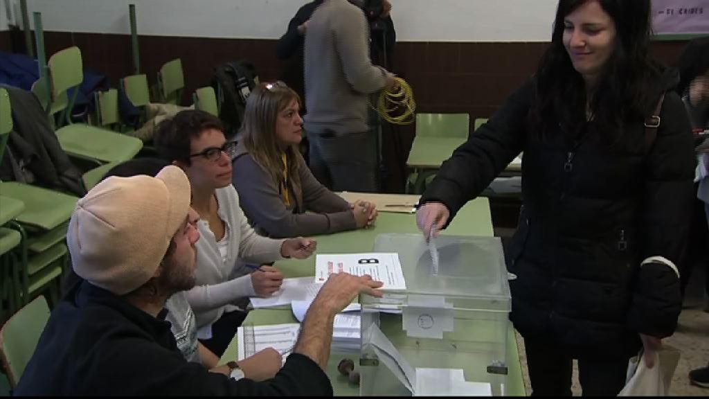加泰地方議會選舉 料統派和獨派政黨支持度相若