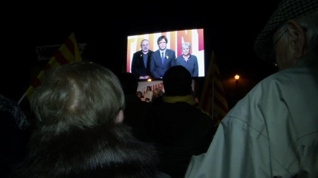加泰羅尼亞議會選舉 多名獨派領袖未能現身投票