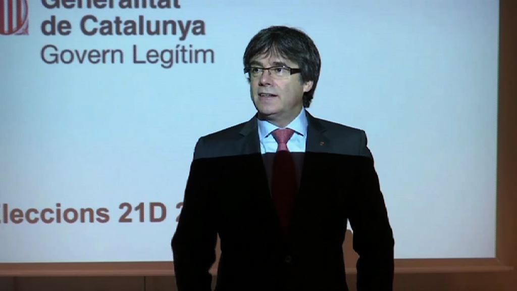 西班牙加泰議會選舉 獨派領袖籲民眾投票