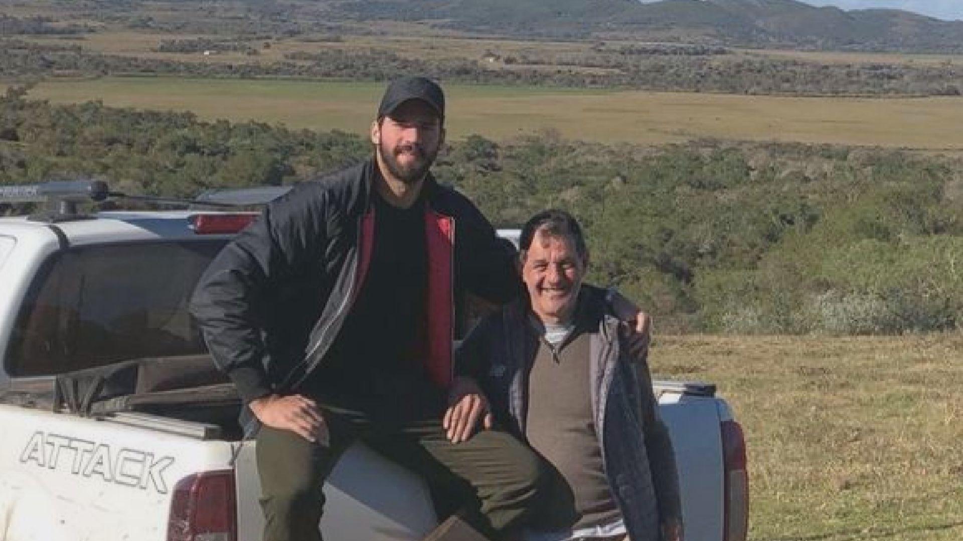 巴西傳媒:利物浦門將阿里遜父親遇溺身亡