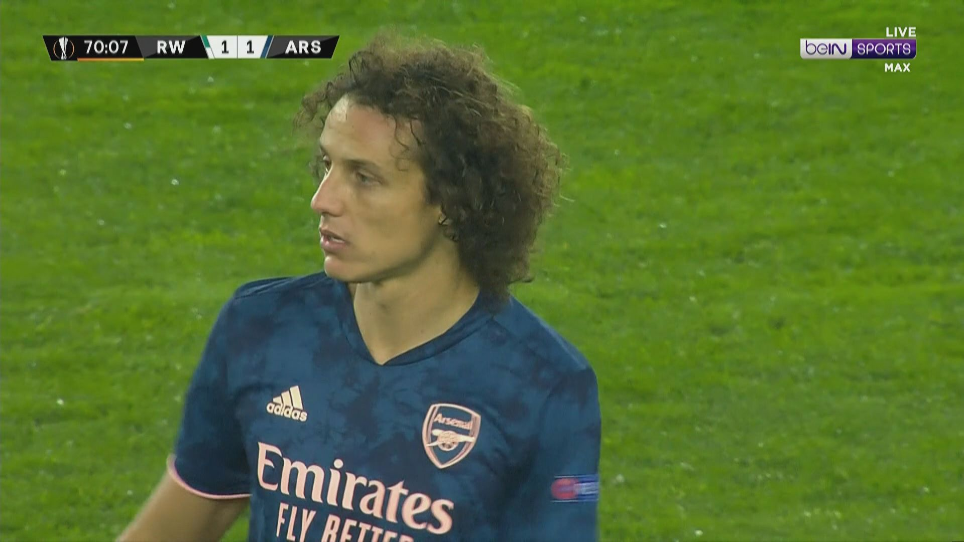 歐霸盃 維也納迅速1:2阿仙奴