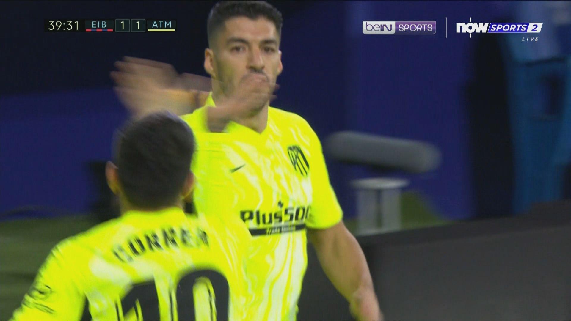 西甲 艾爾巴1:2馬德里體育會