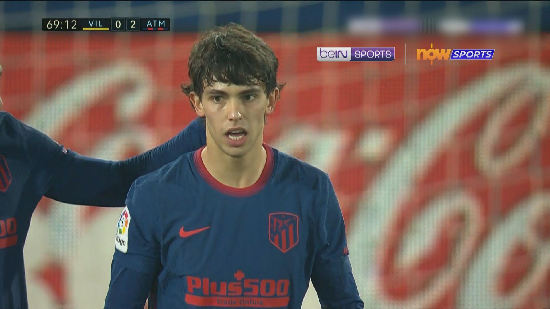 西甲 維拉利爾0:2馬德里體育會