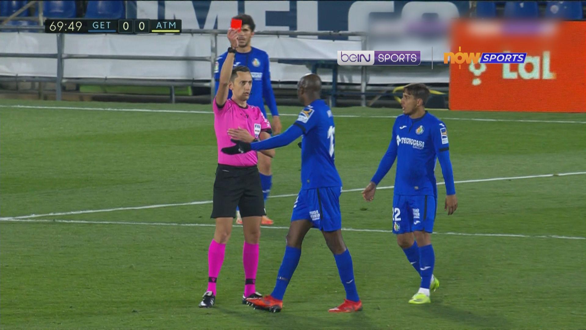 西甲 基達菲0:0馬德里體育會