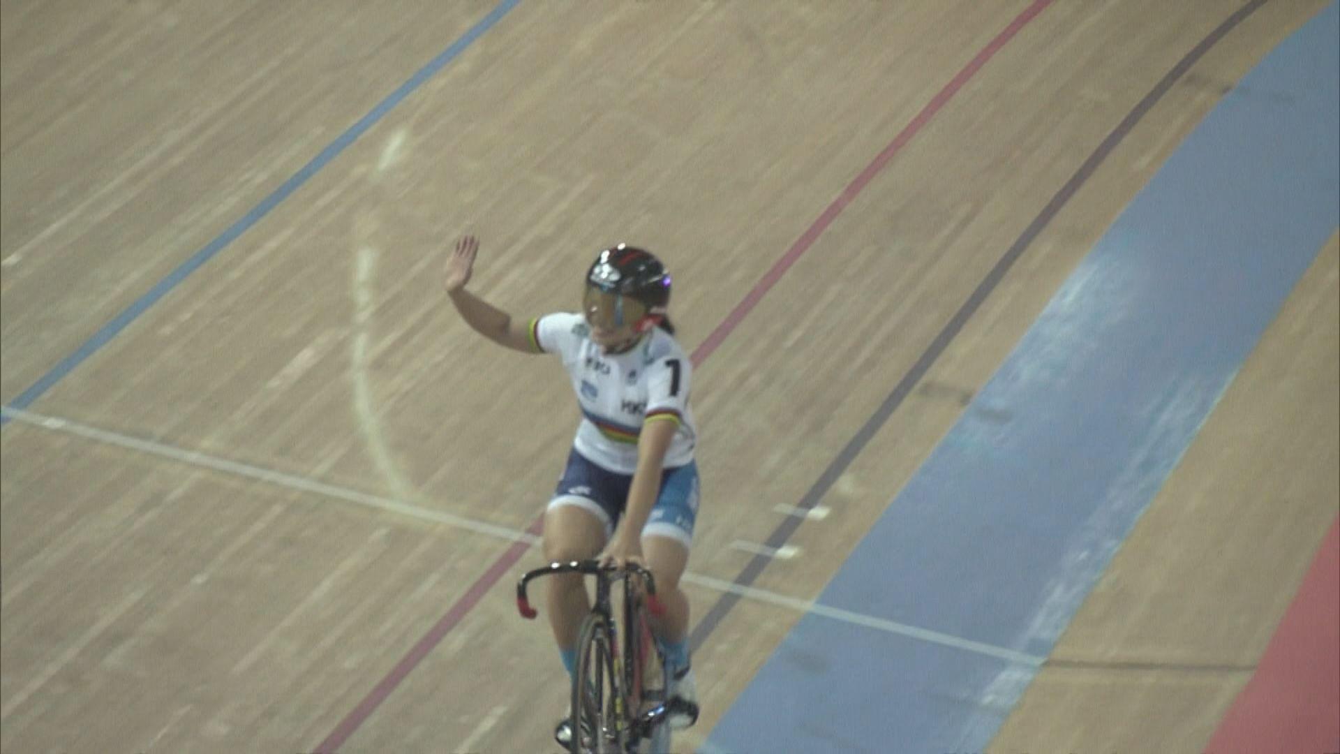 國際單車賽 李慧詩200米計時賽先拔頭籌