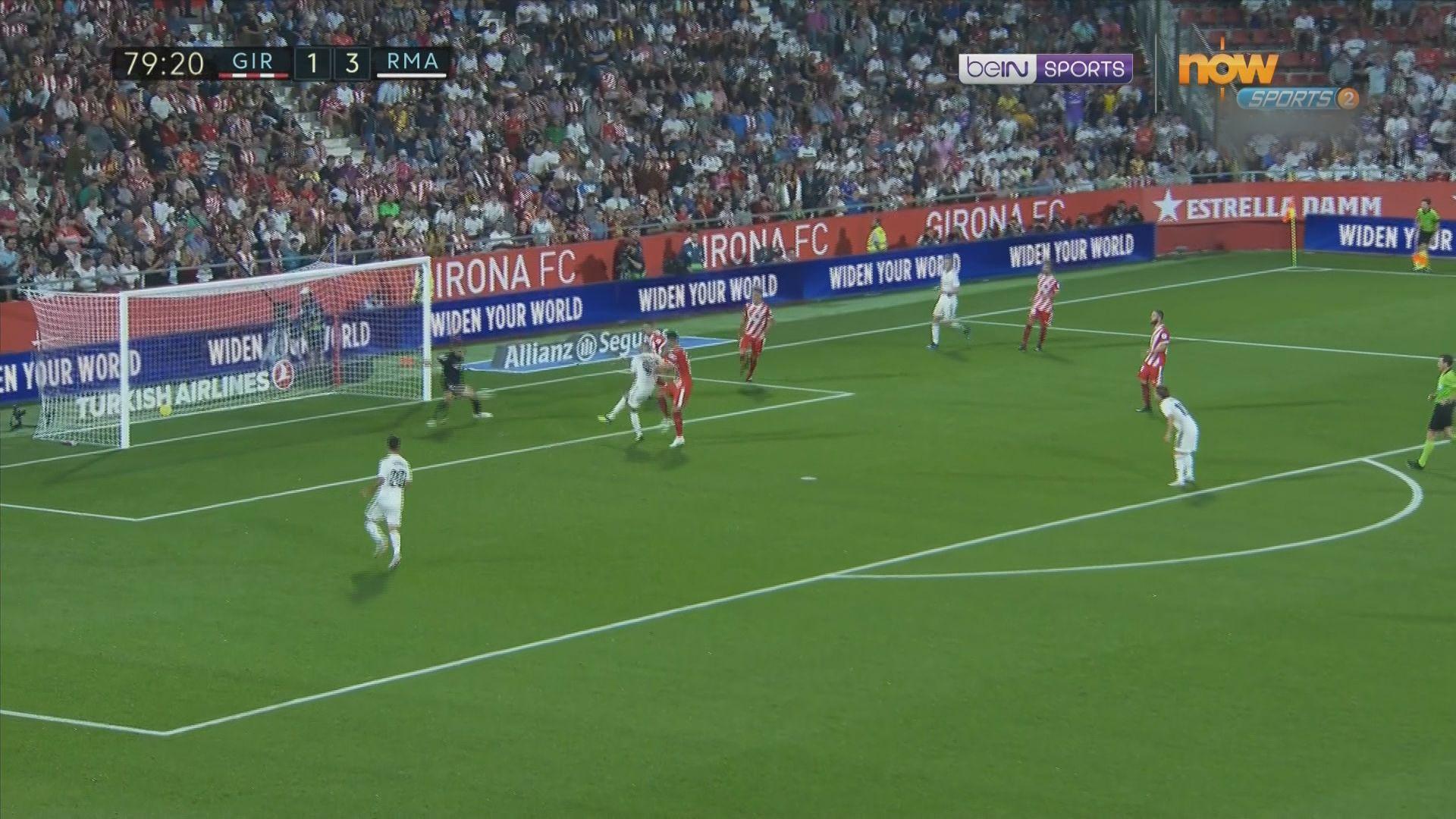 西甲 基朗拿1:4皇家馬德里