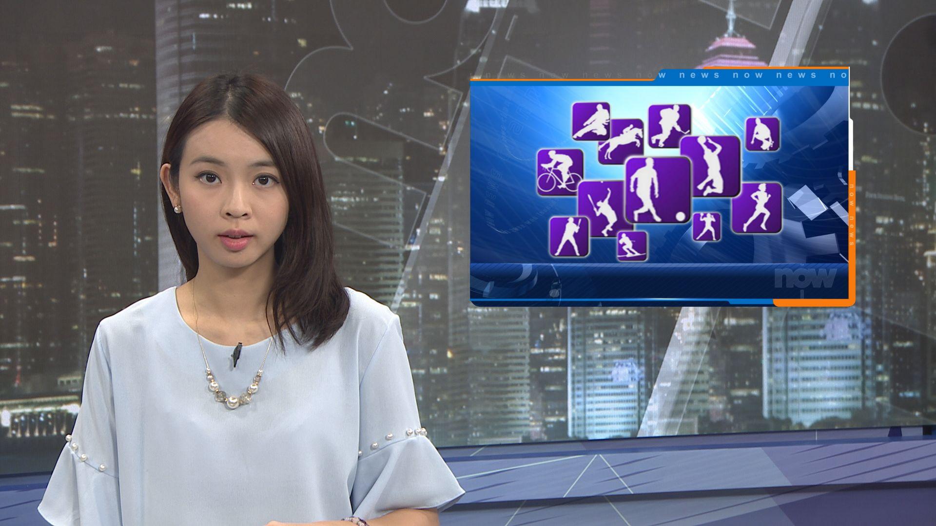 亞運會 港隊女子四乘二百自由式接力奪銅牌