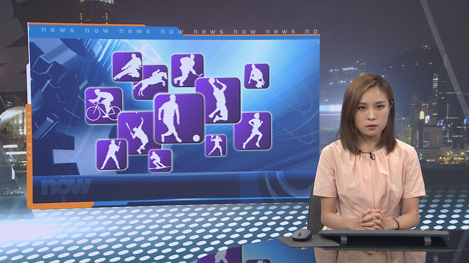 亞運會 港隊奪女子4x100混合泳銀牌