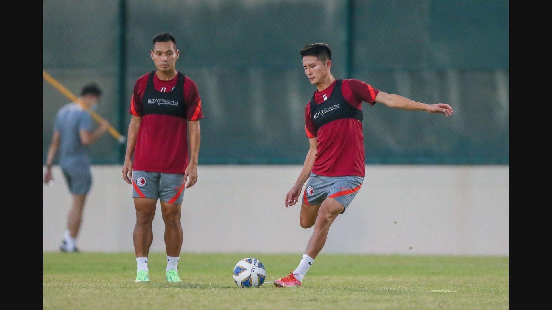 世界盃亞洲區外圍賽有伊拉克球員確診 港隊球員感擔心
