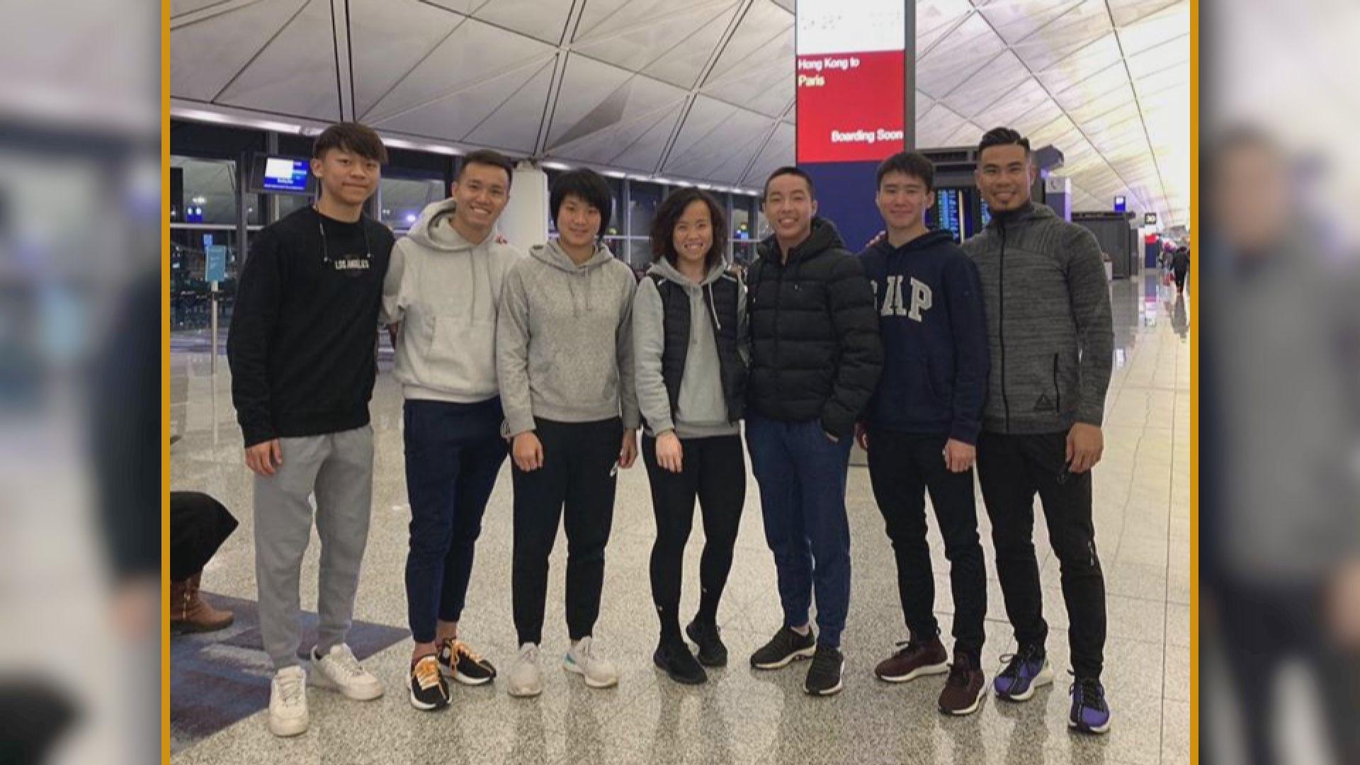 香港空手道隊先後三名運動員確診