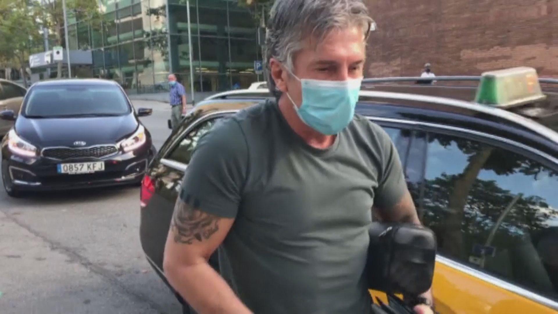 阿根廷傳媒:美斯父親確認美斯不會留在巴塞