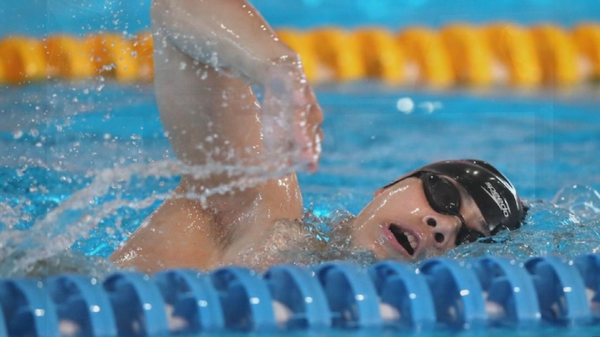 東京殘奧 鄧韋樂及陳睿琳S14級200米自由泳初賽未能晉級