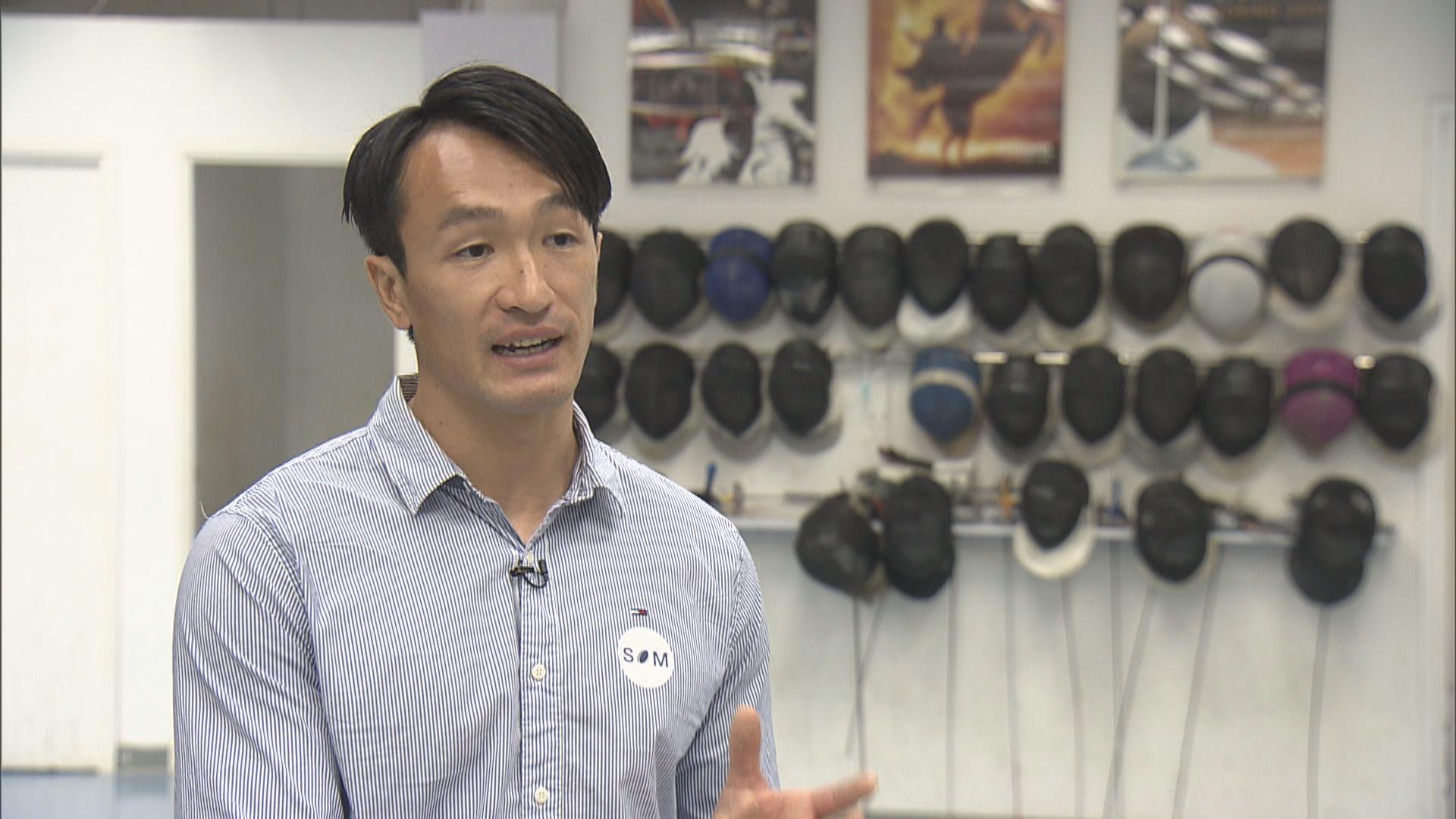 港七人欖球隊主力姚錦成望疫情過後再圓奧運夢